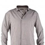 koszula w kratkę - wiosna-lato 2012