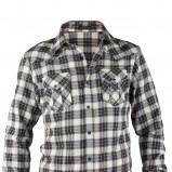 koszula w kratkę - z kolekcji wiosna-lato 2012