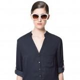 koszula ZARA w kolorze czarnym - moda 2013