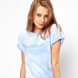 koszulka Asos w kolorze błękitnym - letnie ubrania