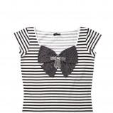 koszulka Mohito z kokardą - moda wiosna/lato