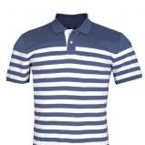 koszulka Top Secret w paski polo - wiosna 2012
