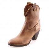 kowbojki Prima Moda w kolorze brązowym - moda 2013/14