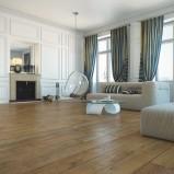 Kreawtyne podłoga w kolorze jasnego brązu -inspiracje 2013