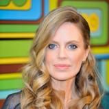 Kristin Bauer, blond loki - Hollywoodzkie loki