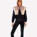 krótka kamizelka H&M - moda na wiosnę i lato 2013