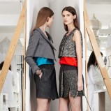 krótka narzutka Christian Dior - moda 2013/14