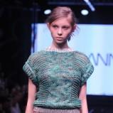 krótki sweterek z wełny Joanna Klimas - ubrania dla kobiet