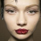 Kryształowe usta  - Christan Dior Haute Couture SS 2013