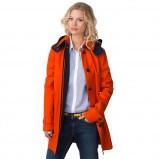 kurteczka Tommy Hilfiger w kolorze czerwonym  - trendy na wiosnę 2013