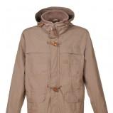 kurtka Top Secret w kolorze brązowym - ubrania dla mężczyzn