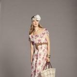 Kwiecista sukienka Orsay