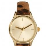 ładny zegarek Asos w panterkę - trendy 2012/13