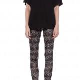 legginsy Pull and Bear - moda 2013/14
