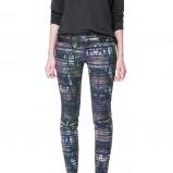legginsy ZARA - moda 2013