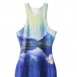 letnia sukienka H&M  - lato 2013