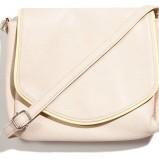 listonoszka Reserved w kolorze beżowym - modne torebki 2013