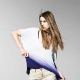 luźna bluzeczka Benetton - moda 2013