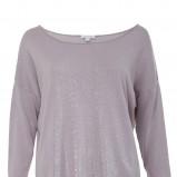 luźna bluzka Solar w kolorze szarym - kolekcja 2013
