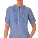 luźna koszula Tatuum w kolorze błękitnym - wiosna 2013