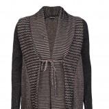 luźny sweter Caterina w kolorze brązowym - moda damska