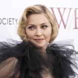 Madonna, fryzura retro