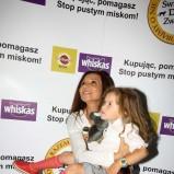 Magda Femme z córeczką