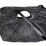 mała torebka Caterina w kolorze czarnym - torebki na jesień i zimę