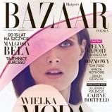 Małgorzata Bela - Harper's Bazaar Poland marzec 2013