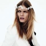 Małgorzata Bela - Vogue Paris kwiecień 2011
