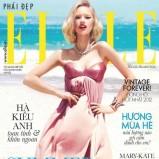 Marcelina Sowa - Elle Vietnam maj 2012