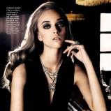 Marcelina Sowa - Vogue Latin Amercia sierpień 2010