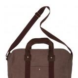męska torba Top Secret w kolorze brązowym - męskie dodatki 2013