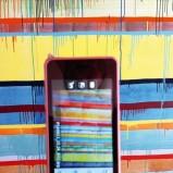 Miks kolorów i wzorów w jednym wnętrzu