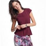 mini spódnica H&M w kwiaty - kolekcja damska na jesień i zimę