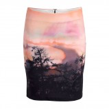 mini spódniczka Lindex - moda damska