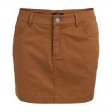 mini spódniczka Lindex w kolorze brązowym - moda damska