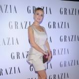 mini sukienka w kolorze nude - Lidia Kopania