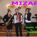 """""""MIZAR""""-zespół wokalno-instr."""