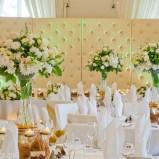 MK Dekoracje śluby, wesela, kwiaty,tkaniny,  JELENIA GÓRA