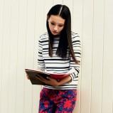 modna bluzeczka Max&Co w paski - lato 2013