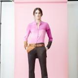 modna koszula Akris w kolorze różowym - moda 2014