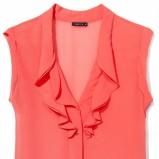 modna koszula Mohito w kolorze koralowym - lato 2013
