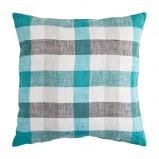 Modna poduszka w kratkę - dekoracje do wnętrz od Zara Home