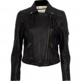 modna ramoneska River Island w kolorze czarnym - trendy na wiosnę 2013