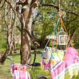 Modna zastawa stołowa oraz przytulne materiały w kolorowej odsłonie - Zara Home