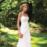 Modne suknie ślubne Mon Cheri 2011/2012 - zdjęcie
