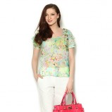 modny kuferek Orsay w kolorze koralowym - torebki na lato