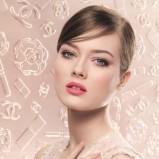 Monika Jac Jagaciak - Chanel Beauty grudzień 2012