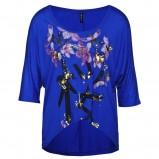 niebieska bluzka New Yorker - wiosna/lato 2012